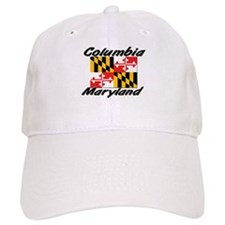 Columbia Maryland Baseball Cap