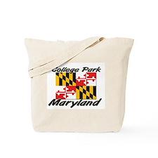 College Park Maryland Tote Bag
