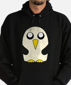 Penguin Adventure time Hoodie (dark)