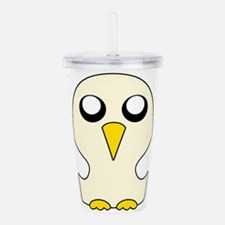 Penguin Adventure time Acrylic Double-wall Tumbler