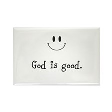 Cute God in schools Rectangle Magnet (10 pack)