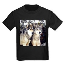 Funny Wolf pack T