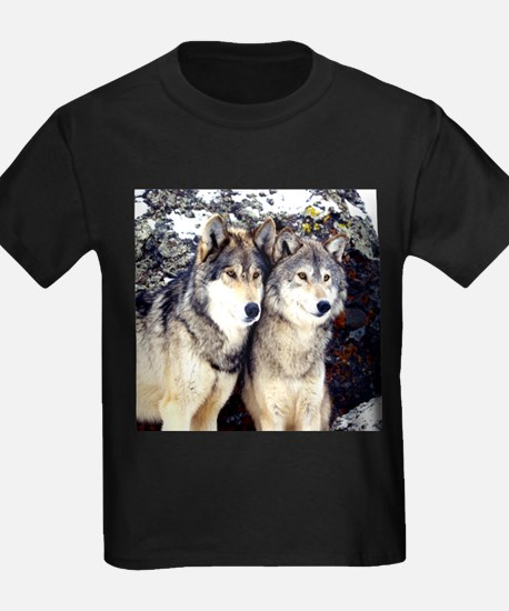 Cute Timber wolf T