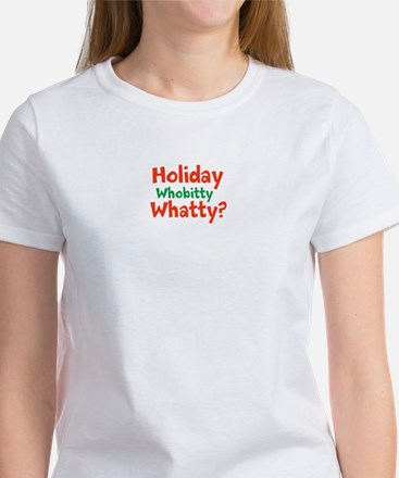 Holiday Whobitty Whatty T-Shirt