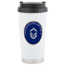 Cute Senior master sergeant Travel Mug