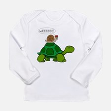 Cute Animals Long Sleeve Infant T-Shirt