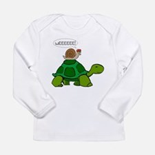 Funny Funny animal Long Sleeve Infant T-Shirt