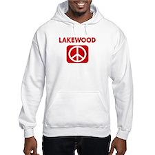 LAKEWOOD for peace Hoodie