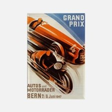 Bern Grand Prix '47 Rectangle Magnet (10 pack)