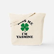 Funny Yasmine Tote Bag