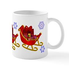 Big Red Box Christmas Mug