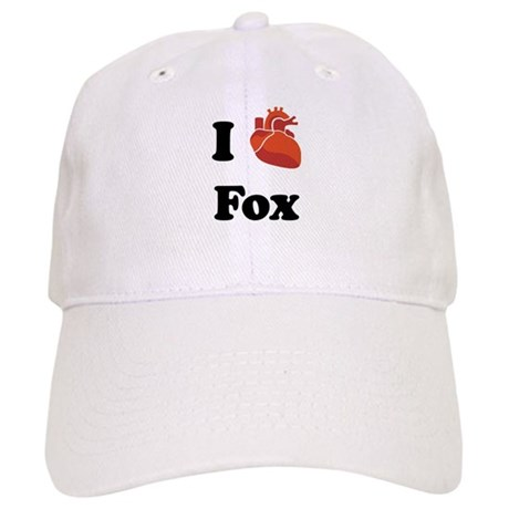 I (Heart) Fox Cap