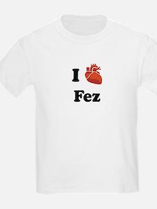 I (Heart) Fez T-Shirt