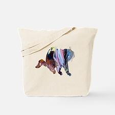 Funny Groundhog Tote Bag