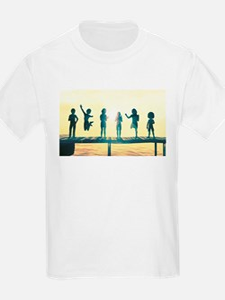 Happy Children Playing T-Shirt
