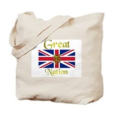 Great Nation. Tote Bag