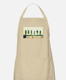 Happy Children Playing Light Apron