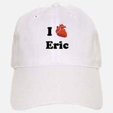 I (Heart) Eric Baseball Baseball Cap
