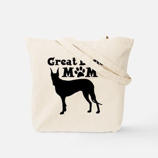 Dane Mom (both sides) Tote Bag