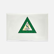Unique Order of eastern star Rectangle Magnet (100 pack)