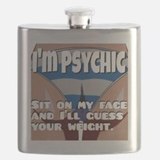 Funny Psychic Flask