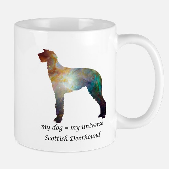 SCOTTISH DEERHOUND Mugs