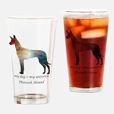 PHARAOH HOUND Drinking Glass