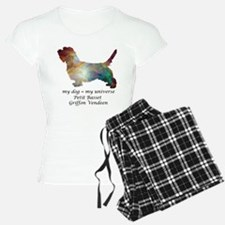 PETIT BASSET GRIFFON VENDEE Pajamas