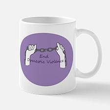 End Domestic Violence Mugs