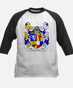 McConnell Family Crest Baseball Jersey