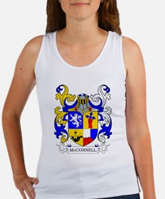 McConnell Family Crest Tank Top