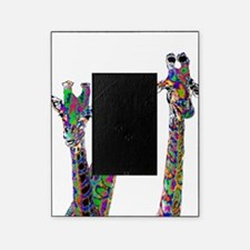 Giraffes in New Pajamas Picture Frame