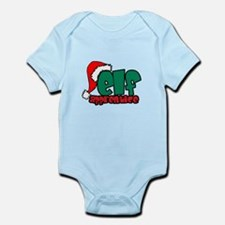 Elf Apprentice Christmas Body Suit