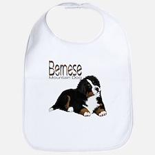 Unique Bernese mountain dog puppy Bib