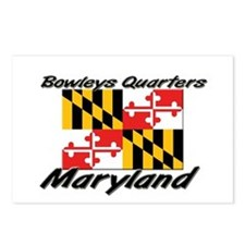 Bowleys Quarters Maryland Postcards (Package of 8)