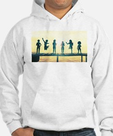 Happy Children Playing Sweatshirt