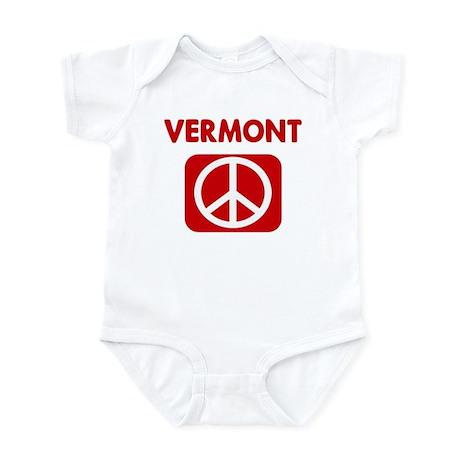 VERMONT for peace Infant Bodysuit