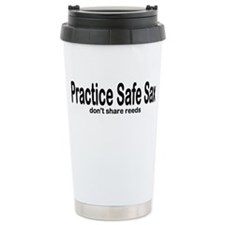 Unique Safe sex Travel Mug