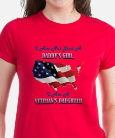 I Am Not Just A Daddy's Girl, I Am A Veteran's Dau