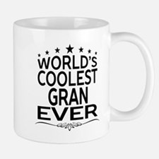 WORLD'S COOLEST GRAN EVER Mugs