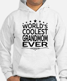 WORLD'S COOLEST GRANDMOM EVER Jumper Hoody