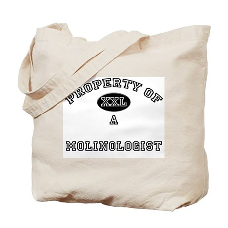 Property of a Molinologist Tote Bag