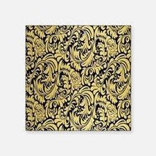 "Cool Versace Square Sticker 3"" x 3"""