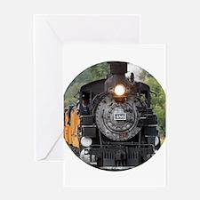 Historic Train Greeting Cards