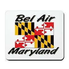 Bel Air Maryland Mousepad