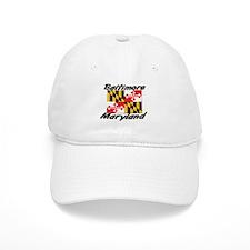 Baltimore Maryland Baseball Cap