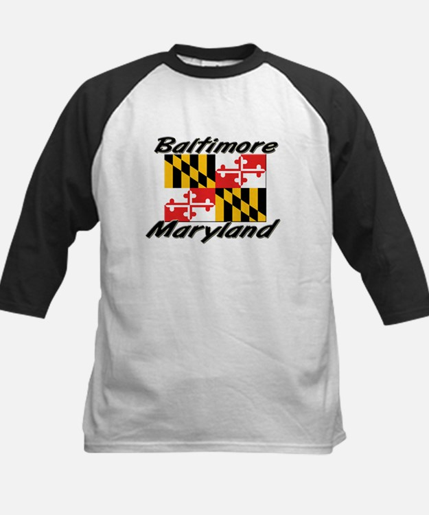 Baltimore Maryland Tee