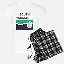 South Yorkshire pajamas