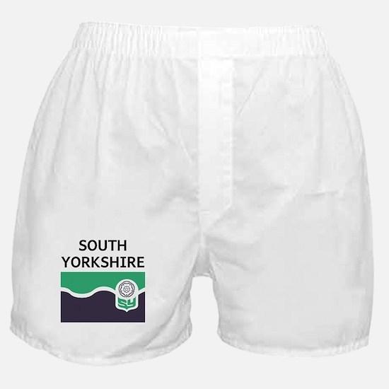 South Yorkshire Boxer Shorts