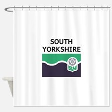 South Yorkshire Shower Curtain